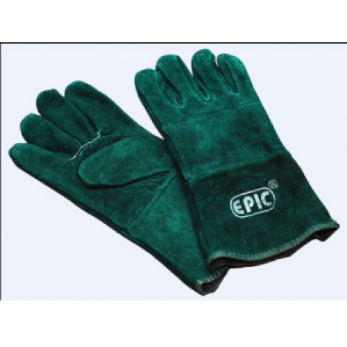 Full Leather Gloves Malaysia | Furniture Leather Work Gloves | PVC